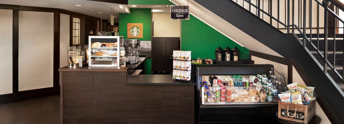 hotels with coffee bar in south bend indiana