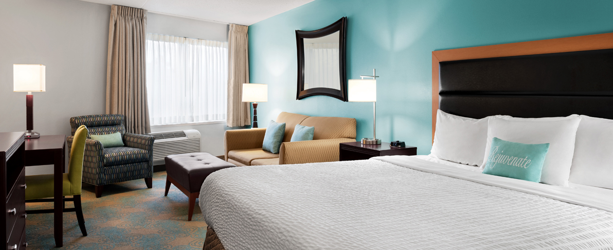 modern hotel room south bend indiana