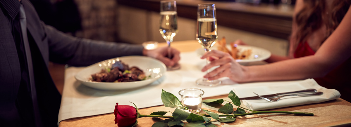 romantic dinner hotel package in south bend indiana