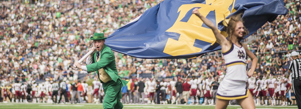 hotel with notre dame sports package in south bend indiana